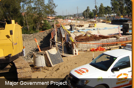 Major Government Project